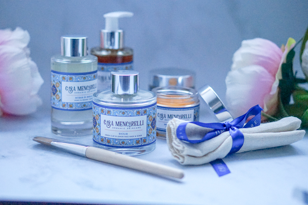 Natural Organic Skincare from Casa Mencarelli
