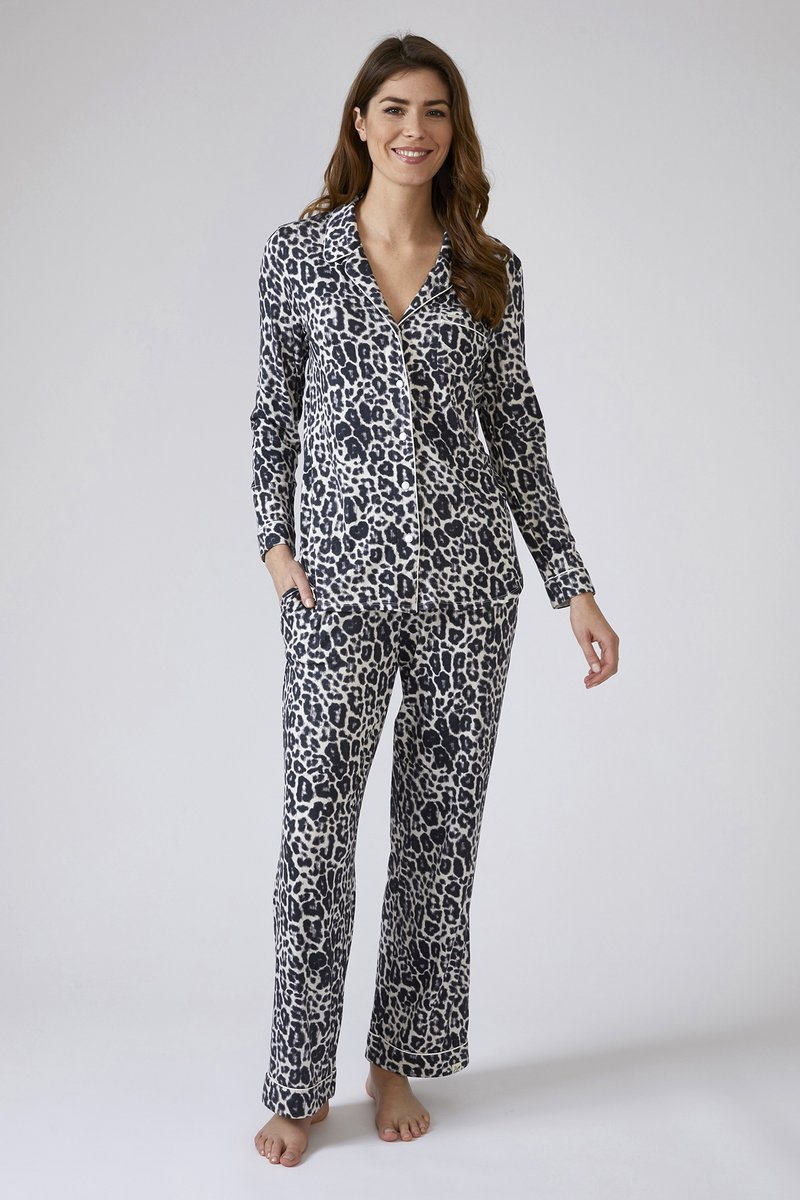 Autumn Nights in Pretty You London Pyjamas and Slippers